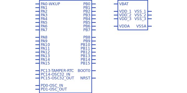 STM32F103C8T6 DatasheetsPDF| ST| Price| In Stock